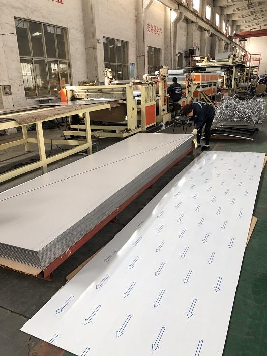B1,A2 Fire-Proof Aluminium Composite Panel