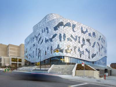 Canada Bergeron Engineering Elite Center