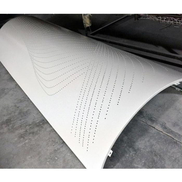 punching Aluminium Solid Panel