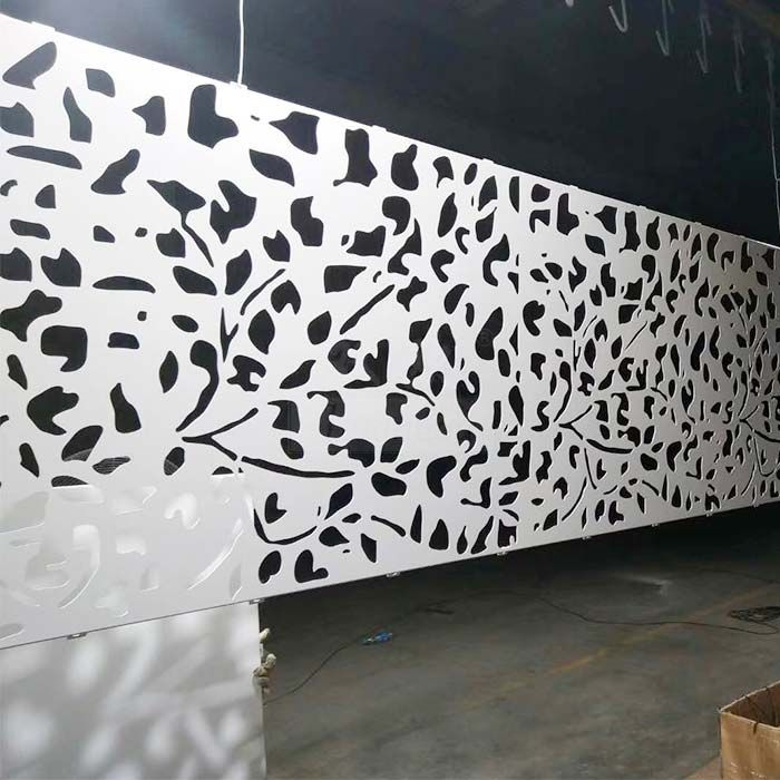 Carving Aluminium Solid Panel
