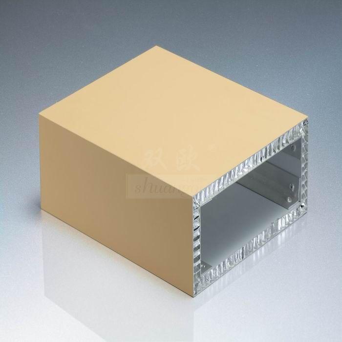 PVDF Aluminium Honeycomb Panel